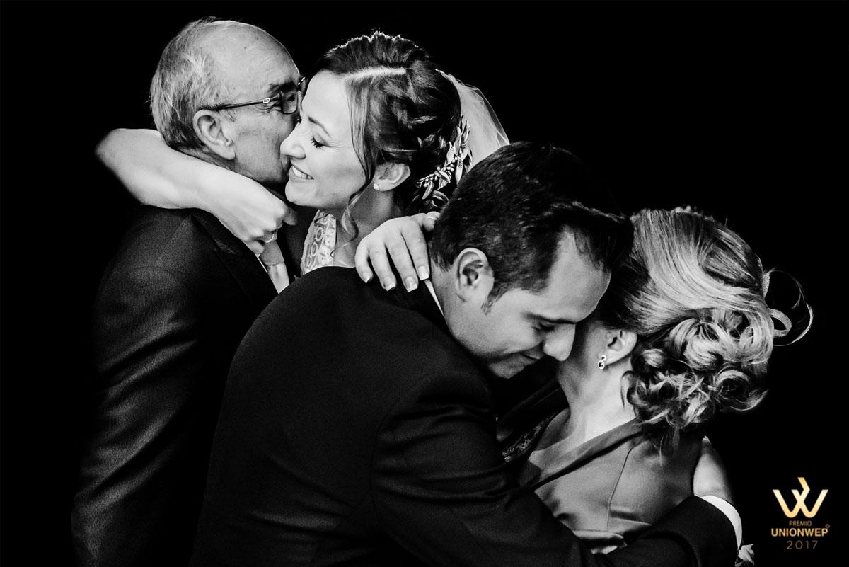Unionwep-Premio Selección Mejor Foto De Boda Categoría Ceremonia