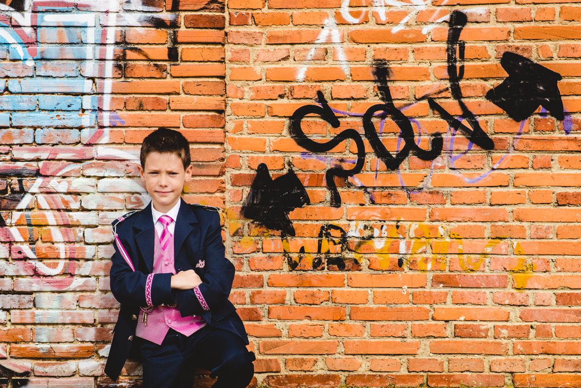Fotografía Primera Comunión Valladolid 30